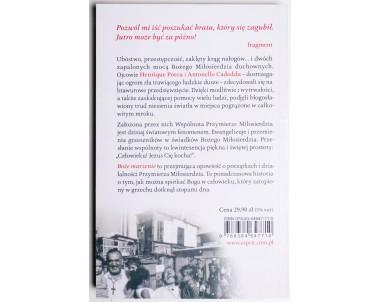 """""""Boże marzenie. Historia wspólnoty Przymierze Miłosierdzia"""" - o. A. Cadeddu, o. H. Porcu"""